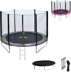 trampoline Happy Garden Pack Premium Trampoline 245cm